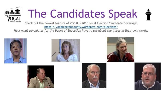 TheCandidatesSpeak
